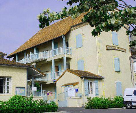 centre accueil arzacq